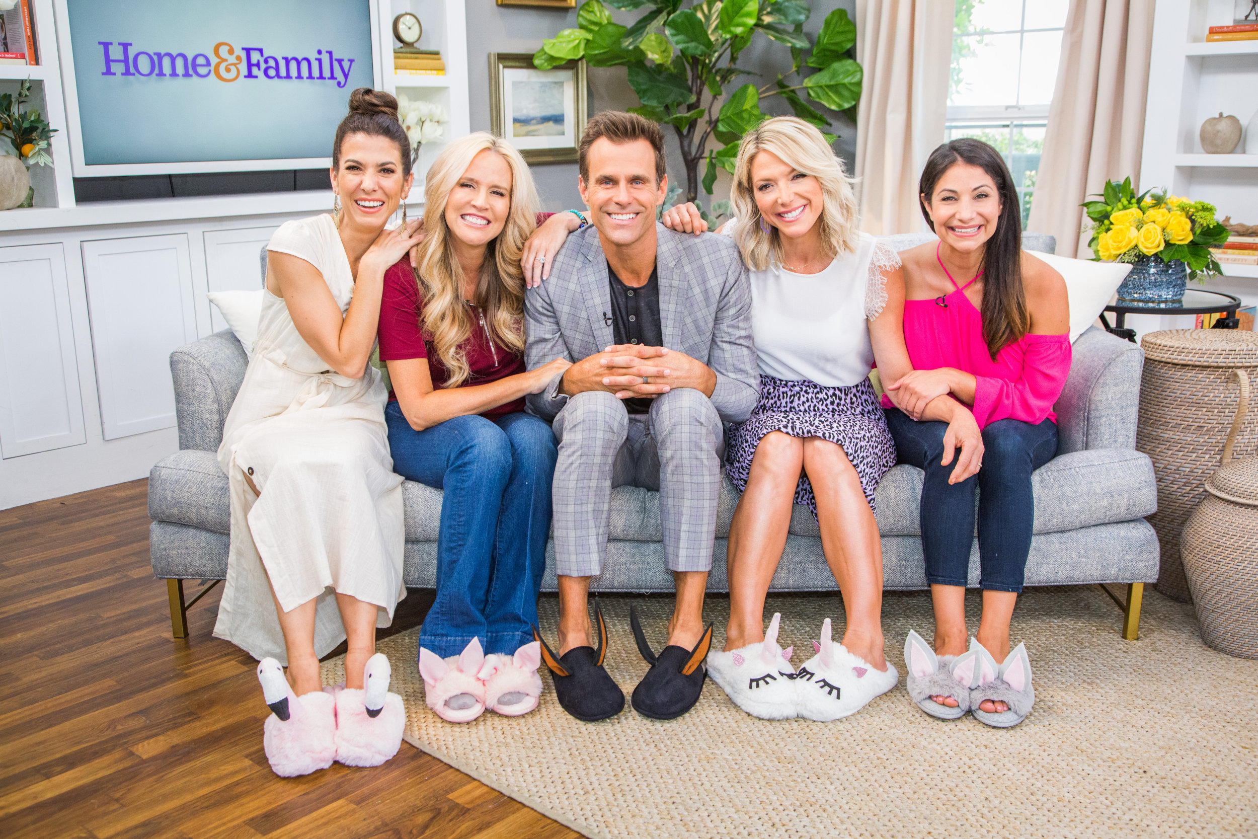A Special Announcement From Cameron Mathison Home Family