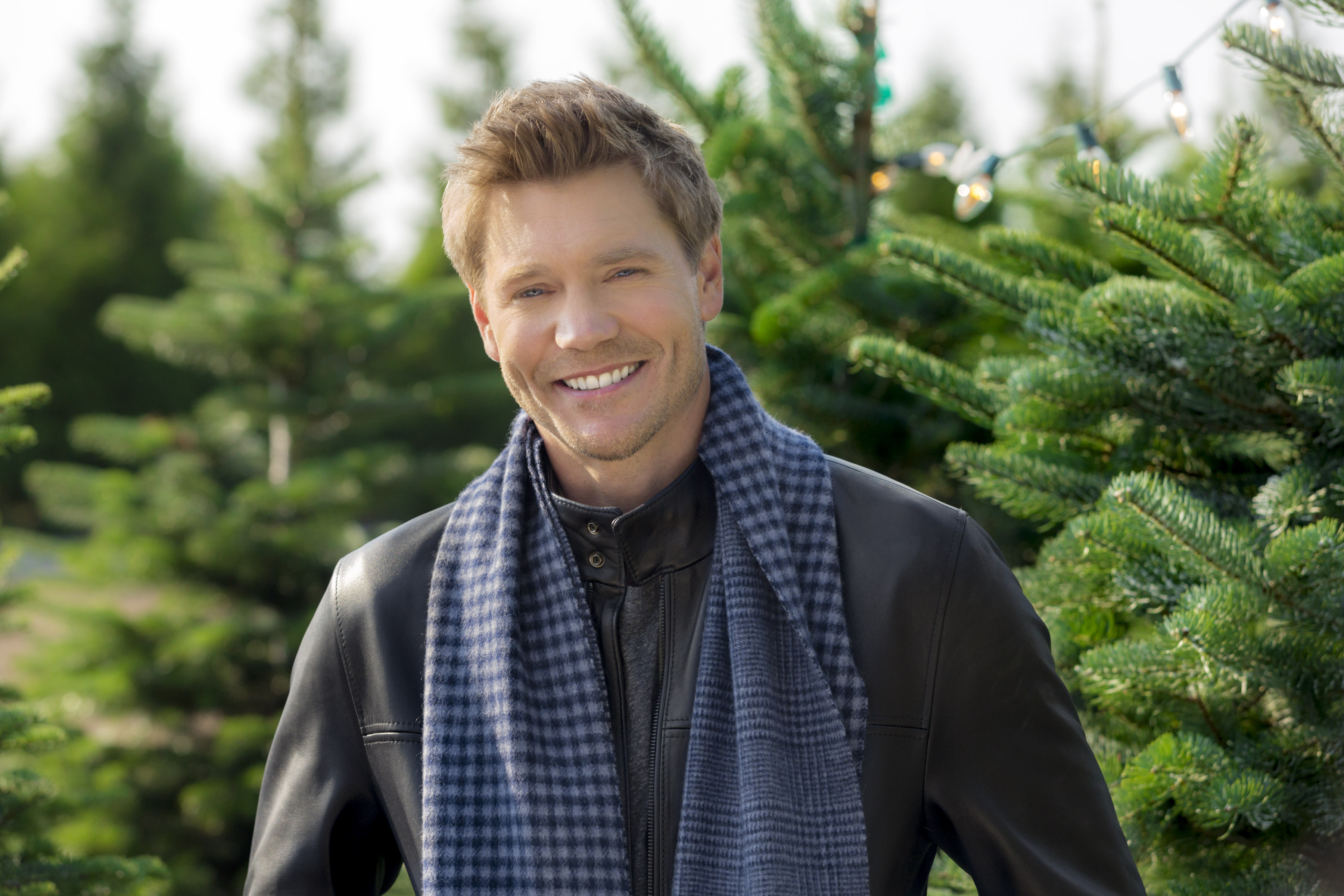 Cast Of Road To Christmas  2020 Chad Michael Murray as Danny Wise on Road to Christmas