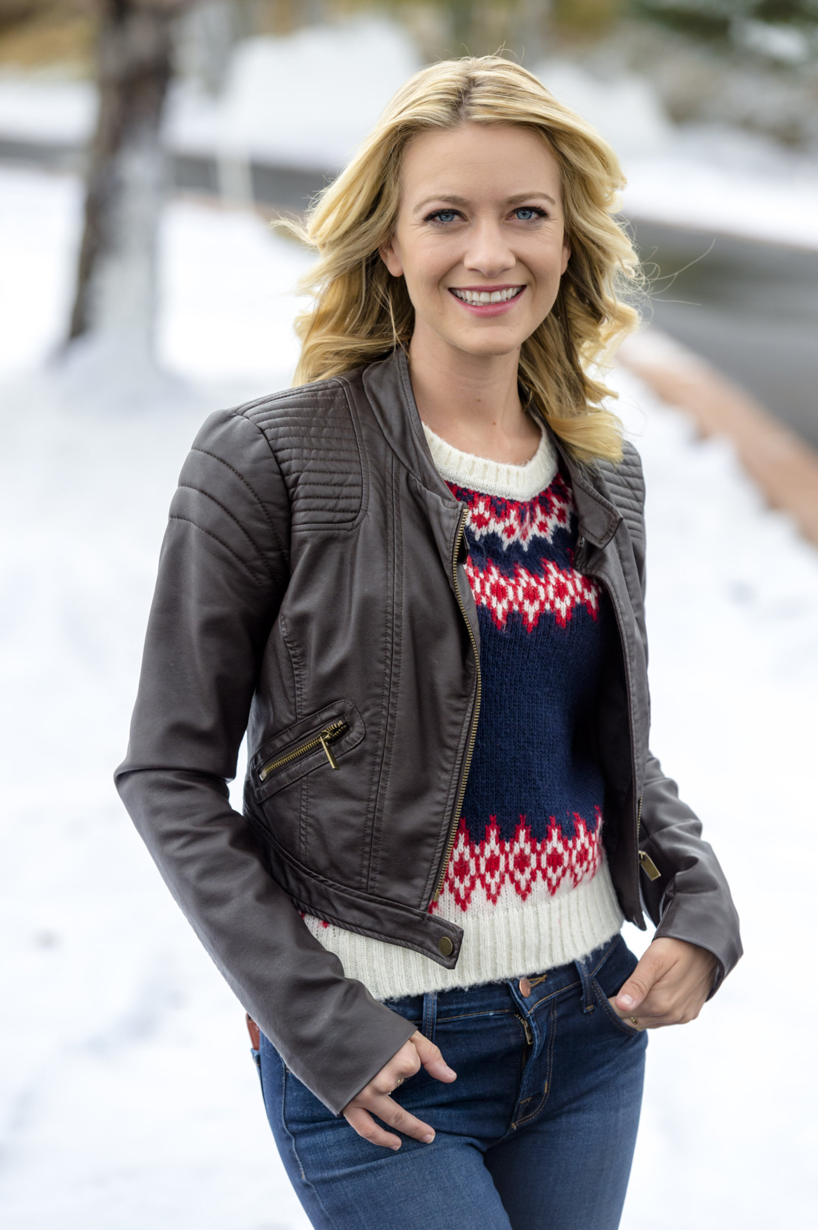 Meredith Hagner On My Christmas Love