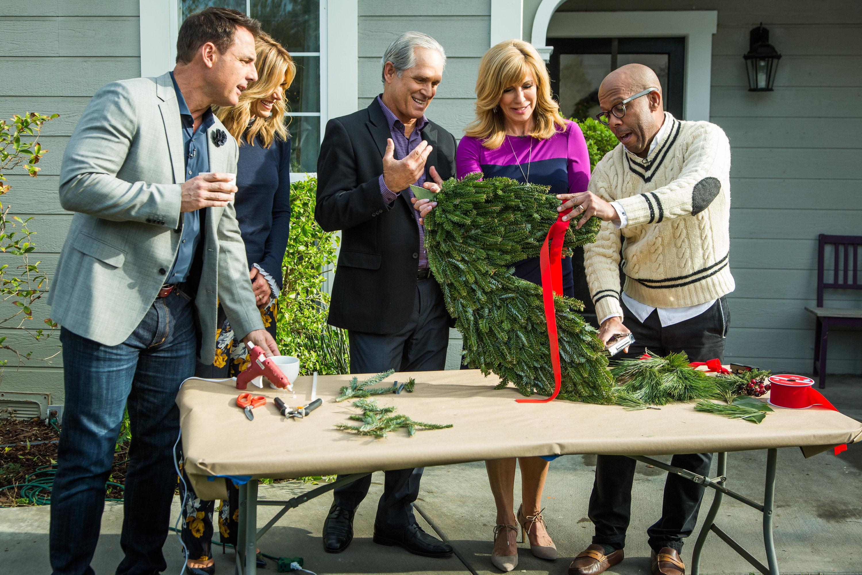 How To Home Family Diy Horse Head Wreath