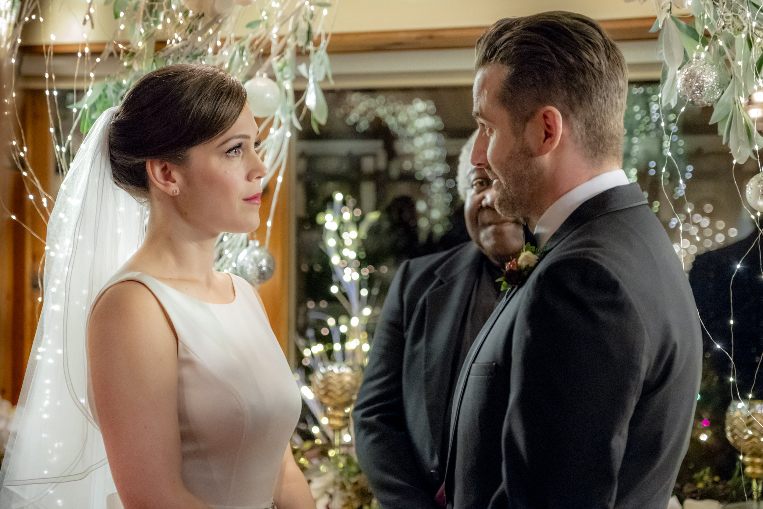 Marrying Father Christmas 2020 Cast On Location   Marrying Father Christmas
