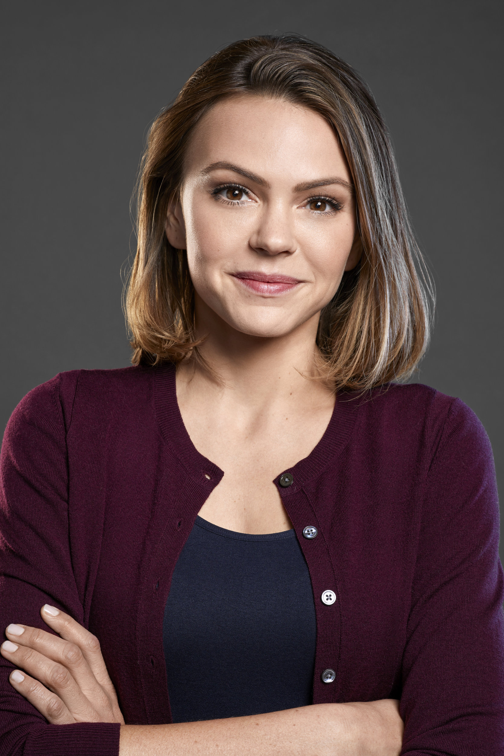 Once Upon A Christmas Miracle 2020 Cast Aimee Teegarden as Heather Krueger on Once Upon a Christmas