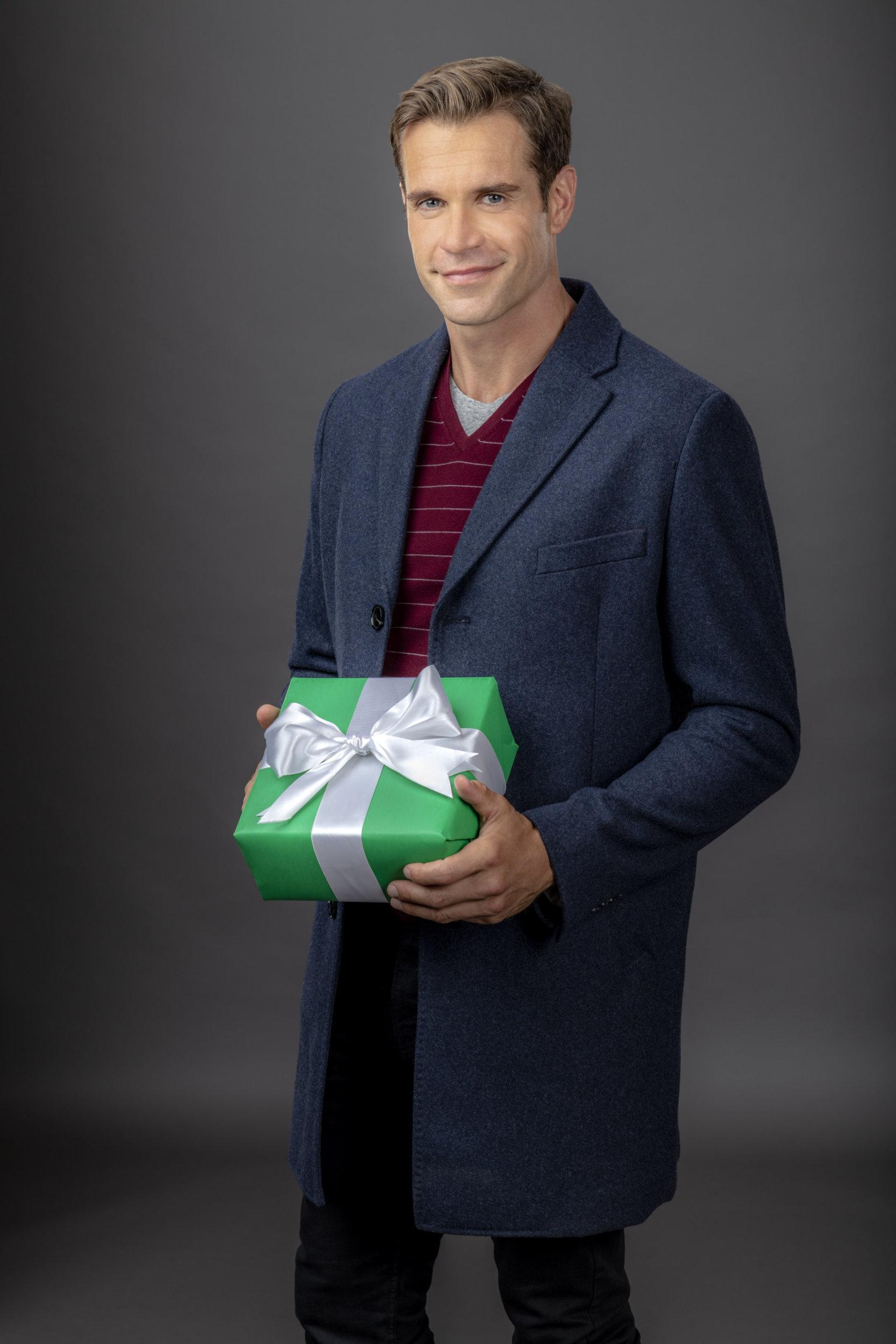 Stephen Huszar as Mike on Return to Christmas Creek