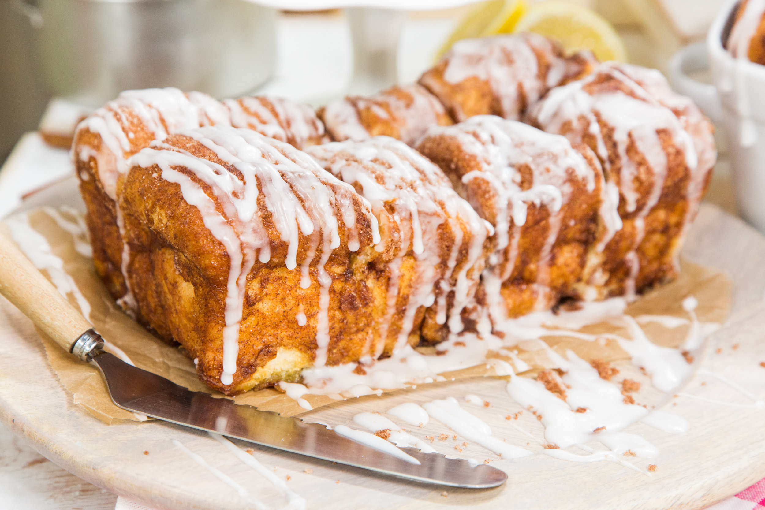 Recipe Home Family Dollywood S Cinnamon Bread