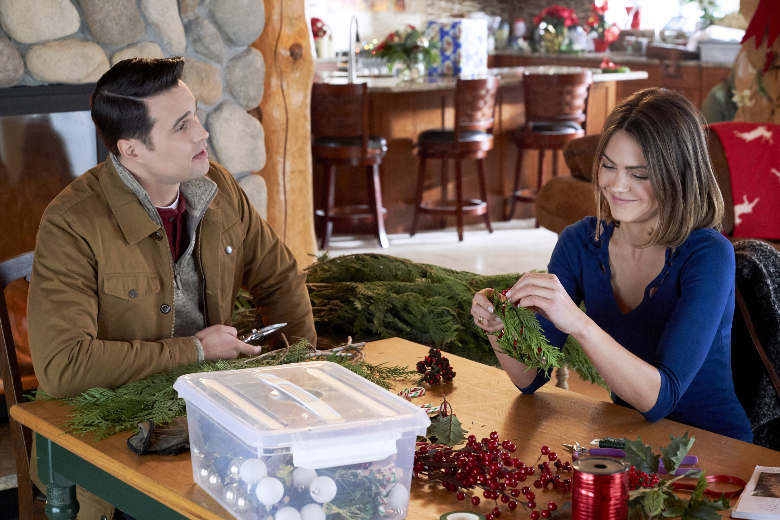 Once Upon A Christmas Miracle 2020 Preview   Once Upon a Christmas Miracle