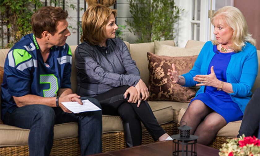 Today on Home & Family Friday, January 31st, 2014