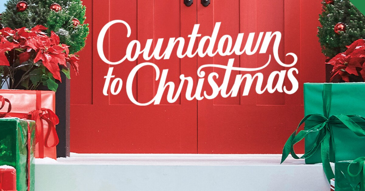 Countdown To Christmas 2020 Countdown to Christmas 2020   Movies, Sweepstakes