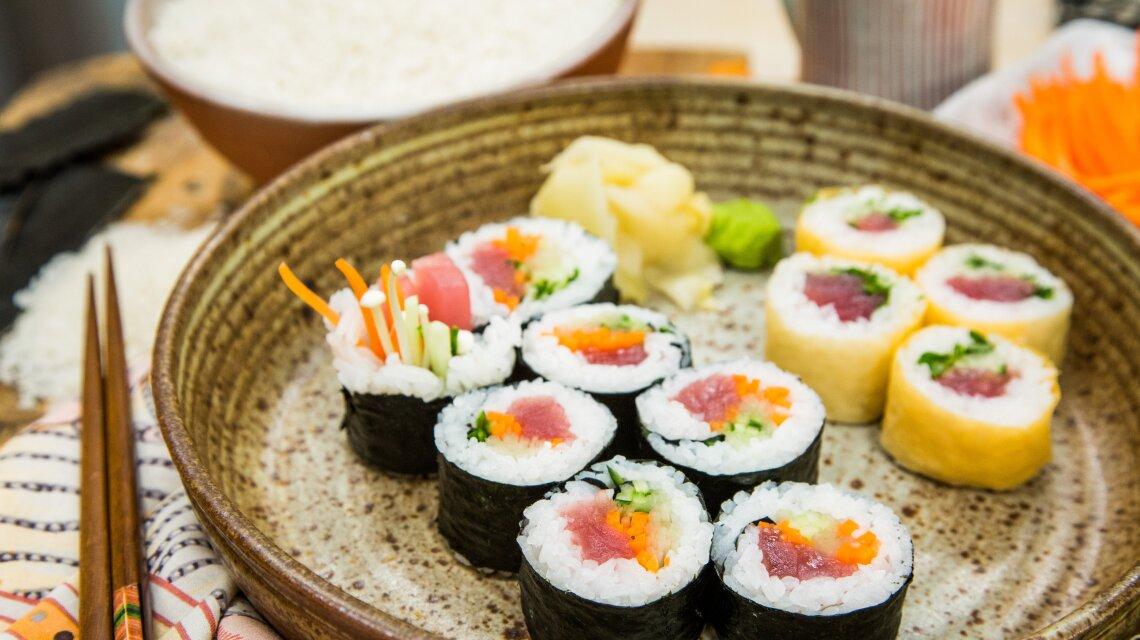Dashi & Ginger Dipping Sauce and Teriyaki Sauce/Glaze