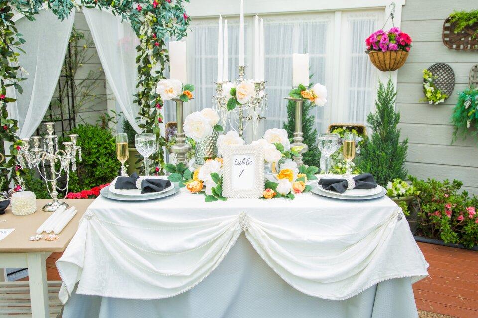 Maria's DIY Wedding Tablescape