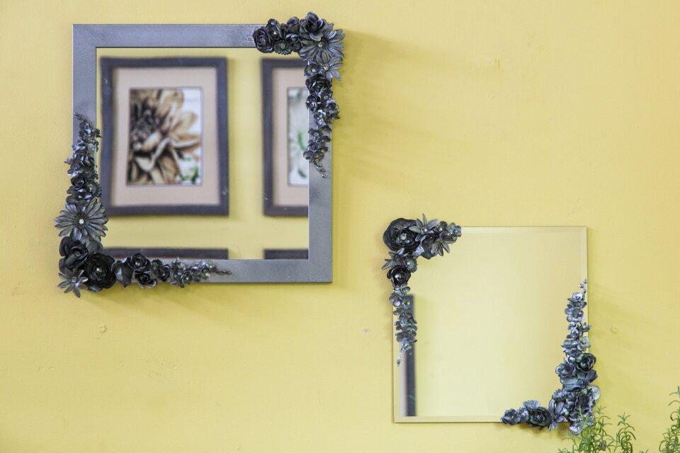 Tanya's DIY Vintage Mirror