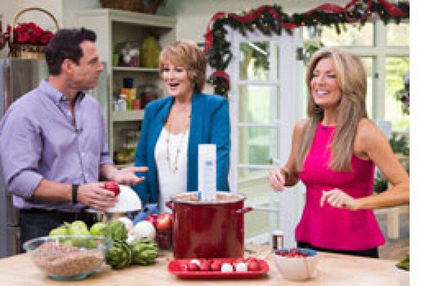Today on Home & Family: Rita Rudner