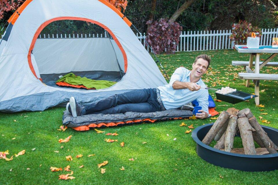 Cameron Mathison's Camping Essentials