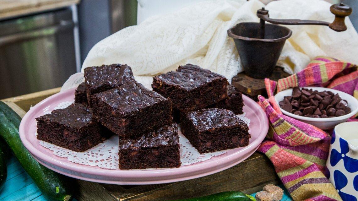 Grain-Free Chocolate Zucchini Cake