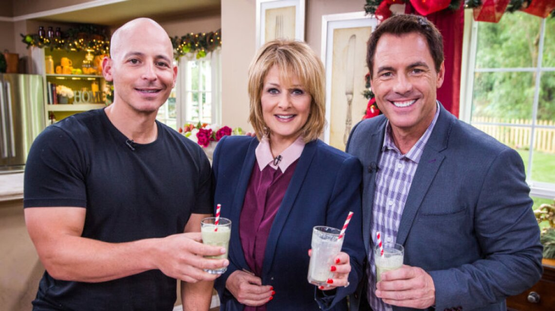 Harley Pasternak's Chunky Monkey Smoothie and Broccoli Soup