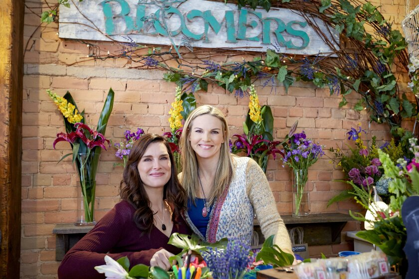 Photos from Flower Shop Mysteries: Snipped in the Bud - 10