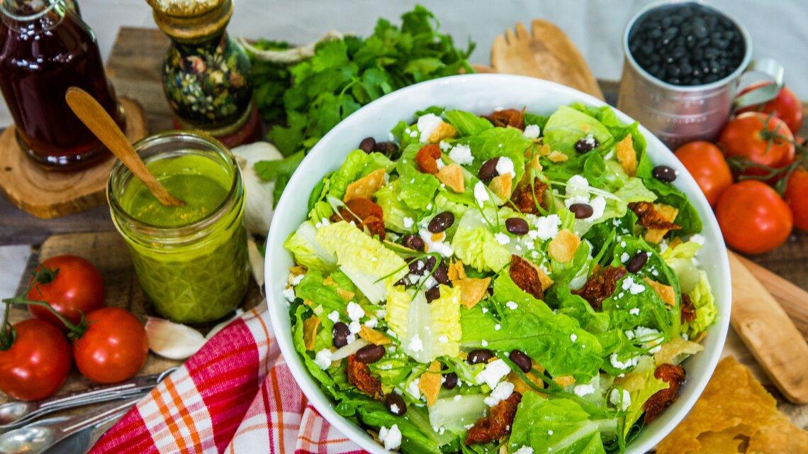 Ex-Texan Salad
