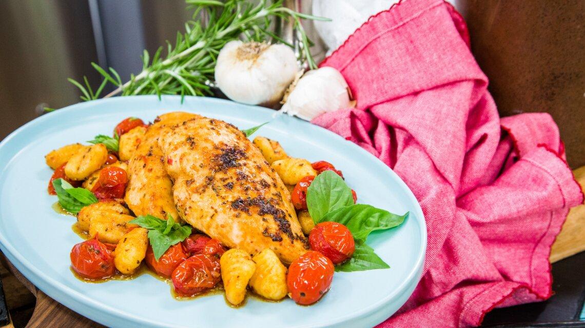 Garlic & Rosemary Chicken