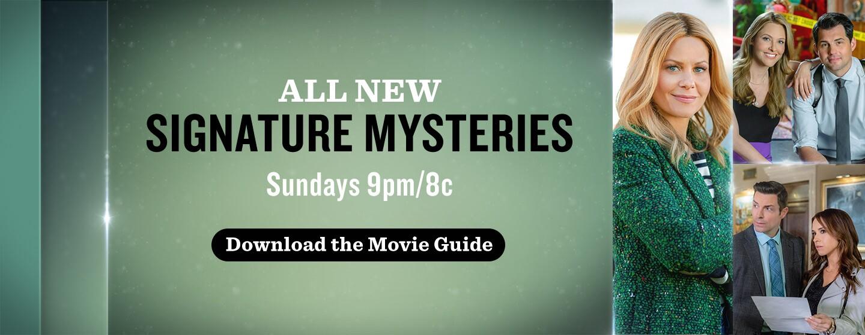 2019 HMM Mystery Movie Guide PDF