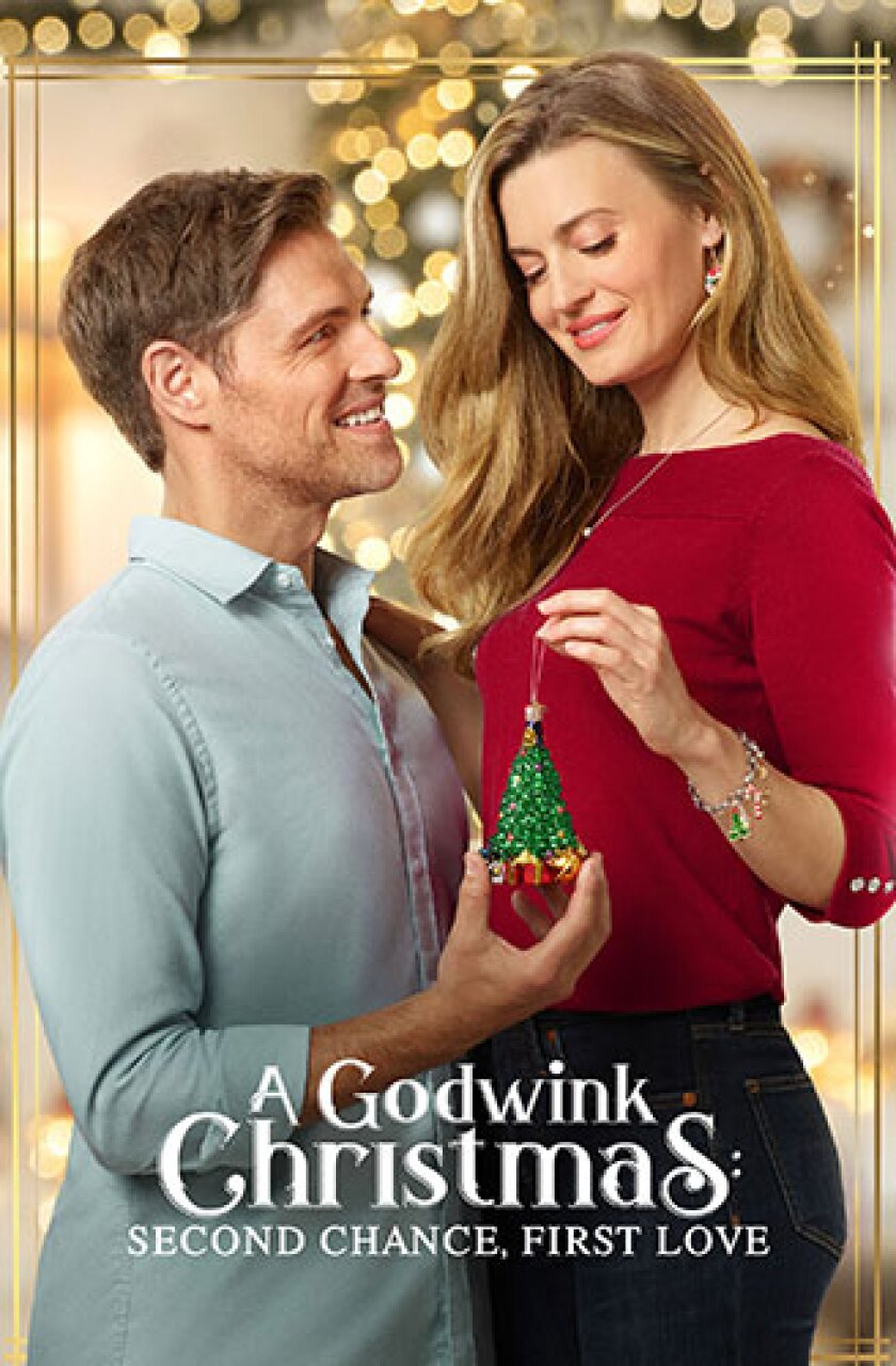 A Godwink Christmas: Second Chance, First Love - Best Christmas Movies of 2020