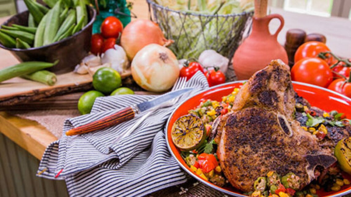 home-family-cumin-and-peppercorn-rubbed-kubota-pork-chop-with-okra-succotash.jpg