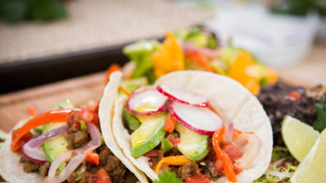 Meghan Markle's Meatless Tacos