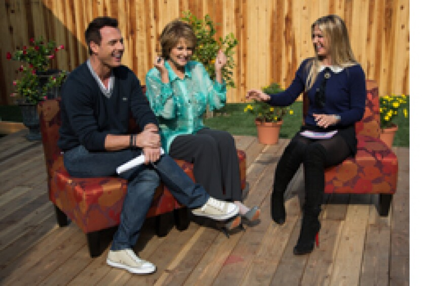 Today on Home & Family: Joan Osborne