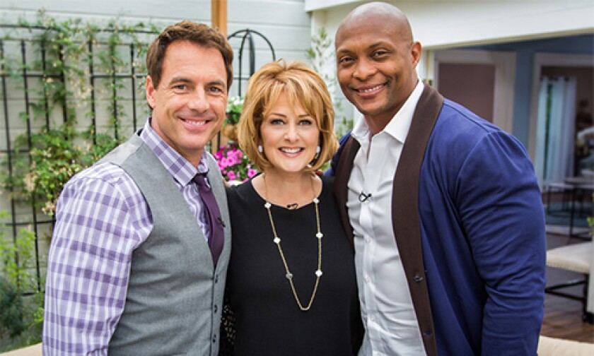 Today on Home & Family Thursday, March 27th, 2014