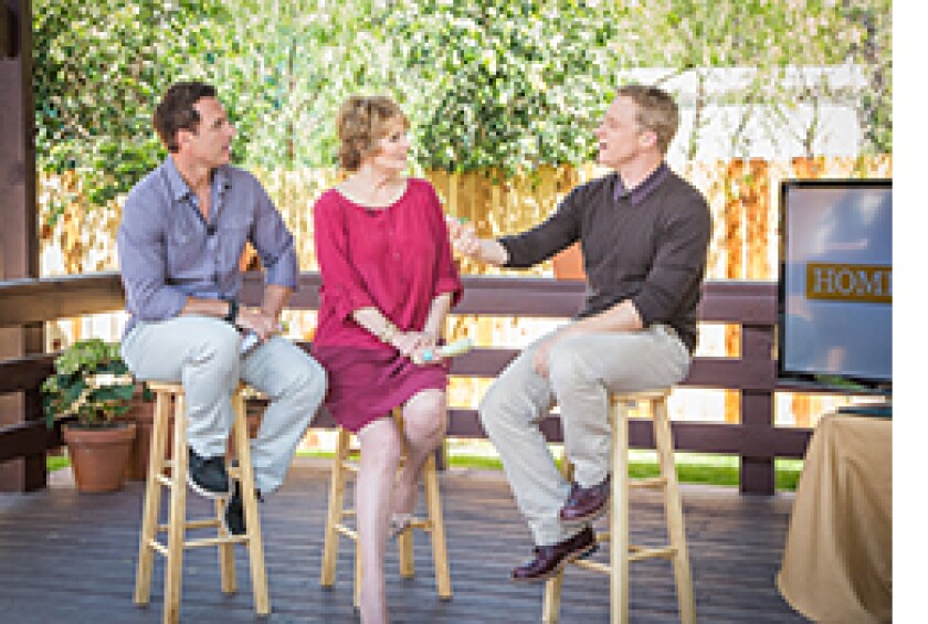 Today on Home & Family Friday, August 23rd, 2013