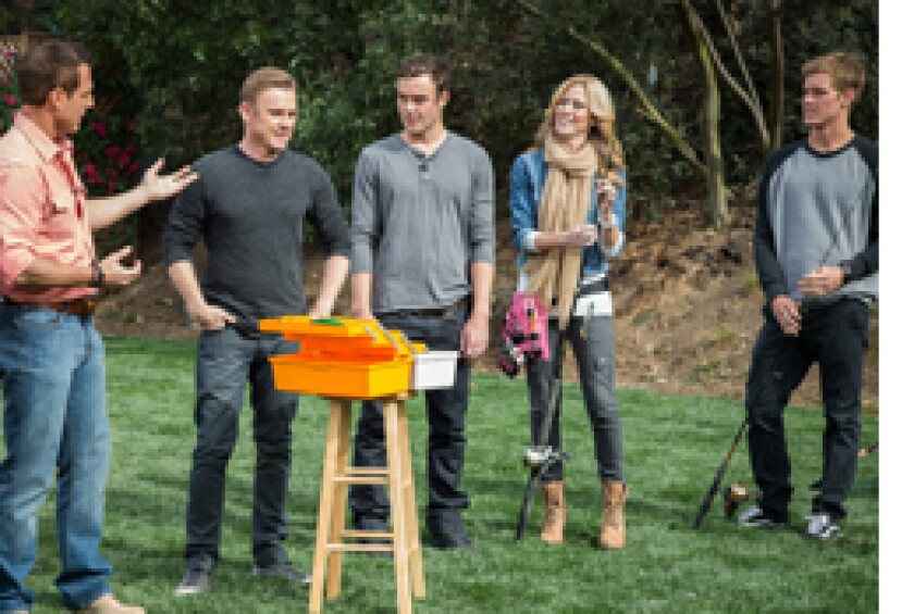 Today on Home & Family: The Schroder Family