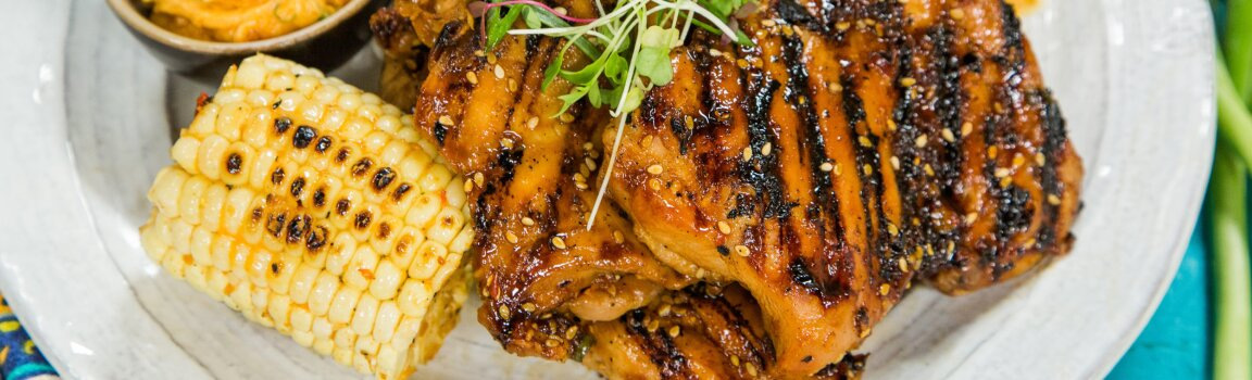 Mom's BBQ Chicken