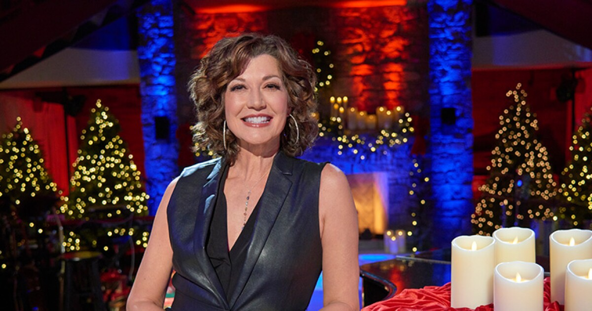 Amy Grant's Tennessee Christmas - Presented by Hallmark Channel