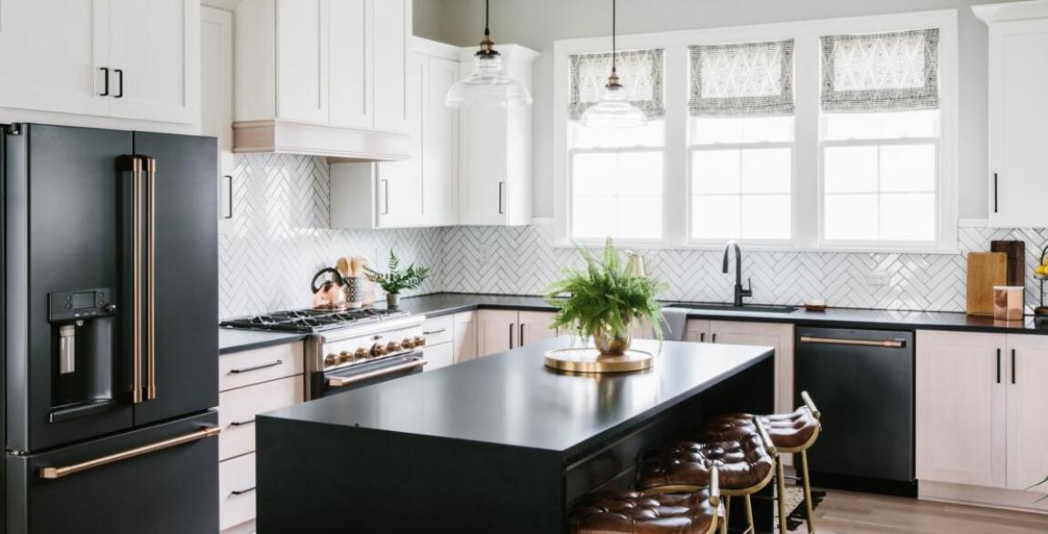 Brighten Your Kitchen with Light