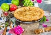 Jessie Sheehan - Apple Crumb Pie with a Cream Cheese Crust
