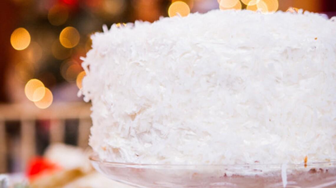 Ken Wingard's Coconut Cake