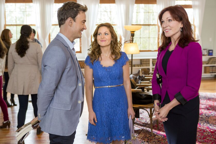 "Candace Cameron Bure stars in the Hallmark Movies & Mysteries original movie, ""Real Murders: An Aurora Teagarden Mystery"""