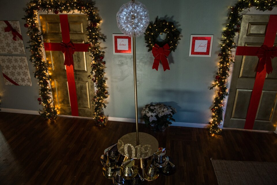 DIY New Year's Eve Ball