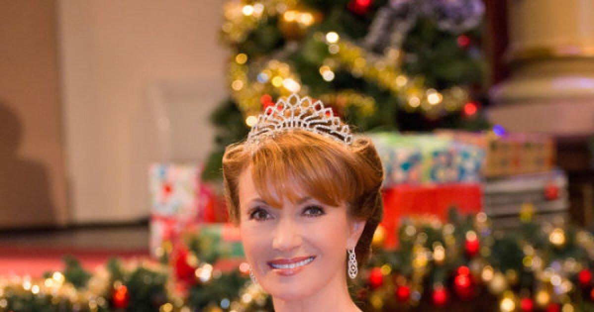 Jane Seymour on A Royal Christmas