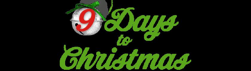12 Days to Christmas - 9 Days - Paul Greene