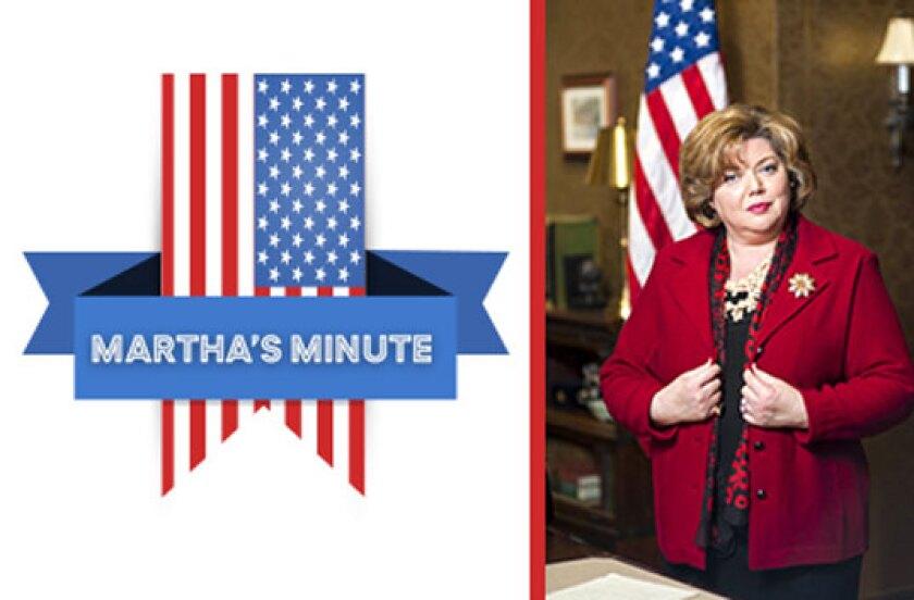 Martha's Minute