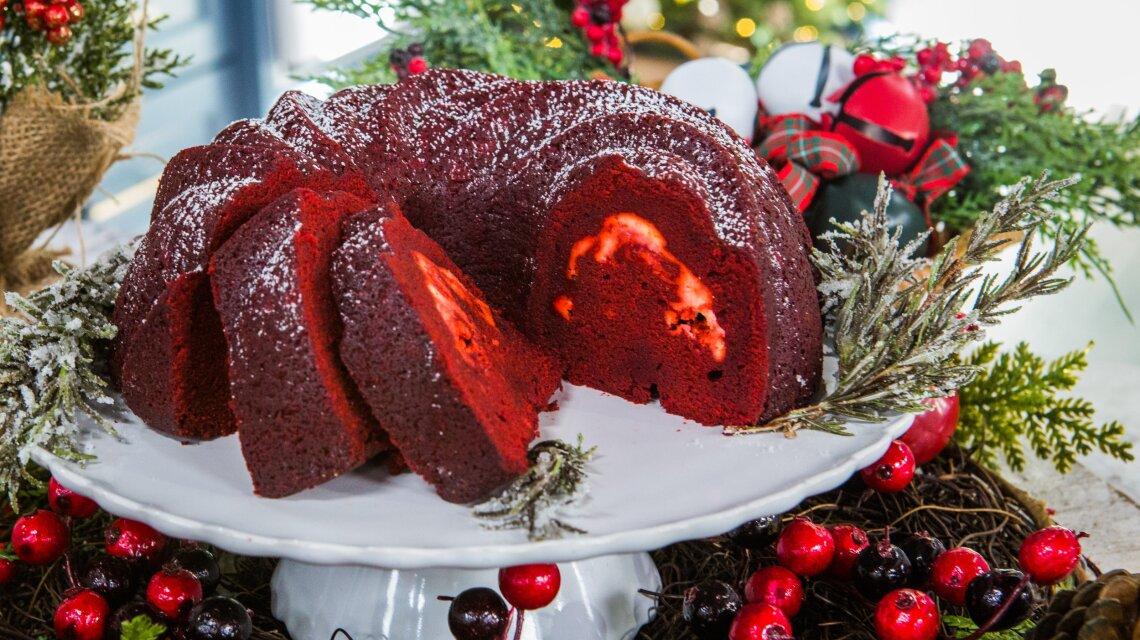 Brian Hart Hoffman - Red Velvet Bundt Cake