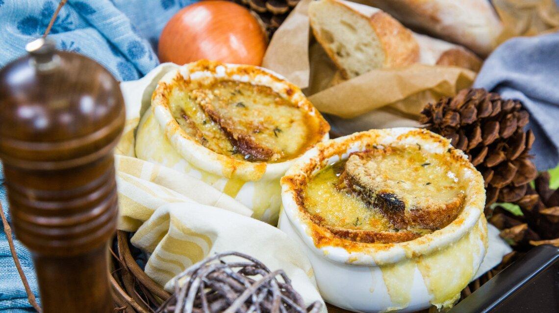 Short Rib French Onion Soup