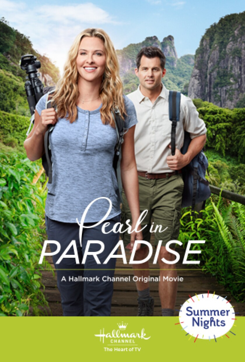 Pearl in Paradise - Best Summer Nights Movies