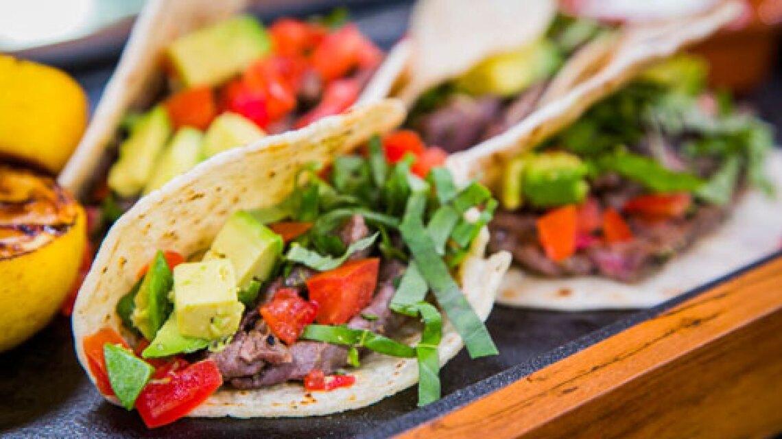 Fabio Viviani's Italian Tacos