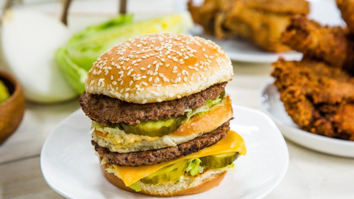 McDonald's©  Big Mac
