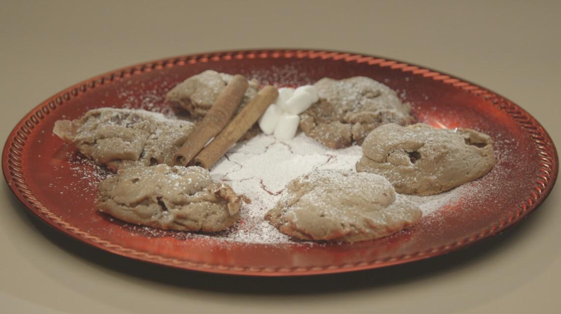 Monica's Hot Cocoa Cookies