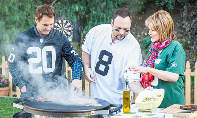 Today on Home & Family Friday, December 6th, 2013