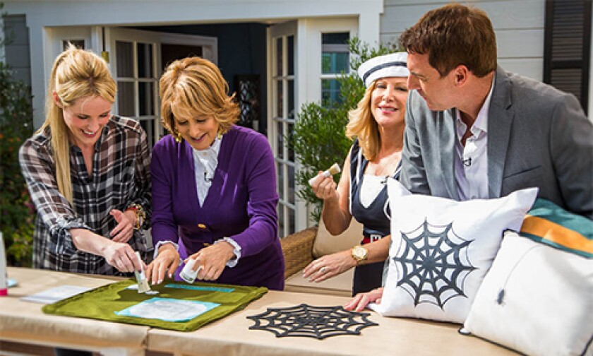 Today on Home & Family Tuesday, October 22nd, 2013