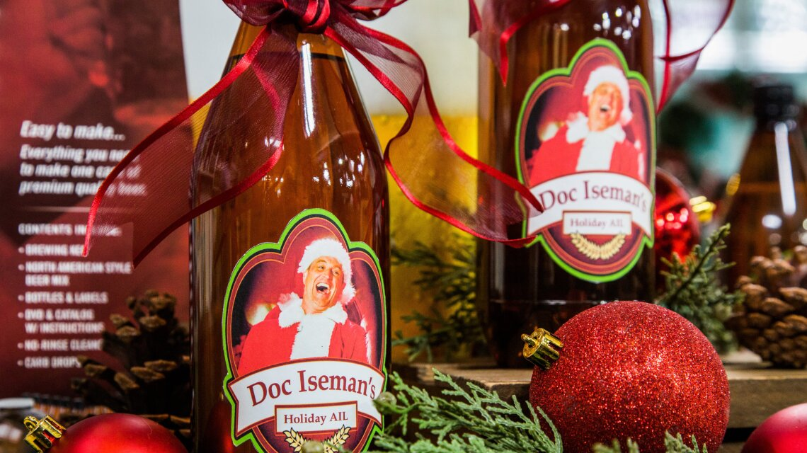 DIY Beer for the Holidays