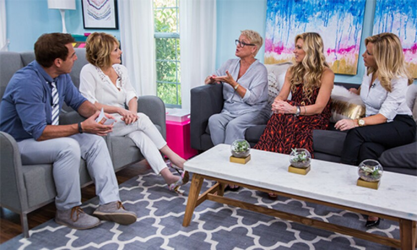 Today on Home & Family Friday, June 6th, 2014