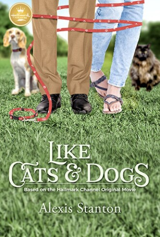 Like Cats & Dogs Book Cover Hallmark Publishing